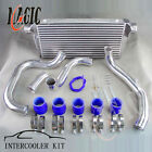 FOR NISSAN SKYLINE R32 R33 R34 GTS-T FRONT INTERCOOLER KIT PIPING PIPE KIT BLUE