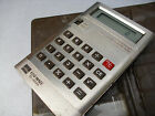 RARE VINTAGE SHARP ELSI MATE EL - 8028 Electronic Calculator
