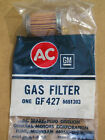 NOS AC GF427 Gas Filter 1968-1972 Chevy Corvette Camaro Nova 327 350 396 427 454