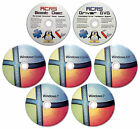 7 DISK SET ULTRA ADV RECOVERY SYSTEM CDS FOR WINDOWS 7 VISTA XP DELL HP #hx12