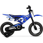 "Bicycle 12"" Yamaha Moto Child's BMX Bike Bycicle Cycling Road Free Shipping New"