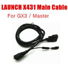 100% Original Launch X431 Main Cable for GX3 Master X-431 Main Test Cable
