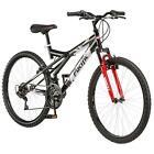 Pacific Evolution 26 Inch Men's Mountain Bike 264134P 15 speeds Steel Frame