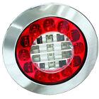 Monark LED 12 V & 24 V Rear Light Assembly Light Truck Trailer