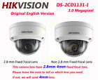 English Hikvision DS-2CD1131-I 3MP IR POE IP Network Camera  replace 2135-I