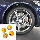 Car Wheel Tyre Tire Air Valves Dust Caps Stems Cover Wheel Rims Covers Cartoon