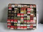 RCA- Sylvania radio-TV Ham radio tubes. New Old Stock & USED. Untested. Lot #4