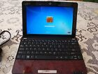 """10.1"""" ASUS Eee PC 1005HAB Laptop/Notebook - Black with Wood Toned Skinit"""