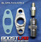 Borg Warner S300 & SX-E Oil Fitting Kit (Straight Feed Fitting) S366 S360 S363