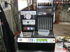 Suzuku GSXR Fuel Injector Flow Testing, Cleaning Calibration ASNU Flow Bench