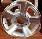 "New 17"" 2003-2009 Dodge 2500 3500 Pick up Alloy Wheel Rim 2187 Machine & Silver"