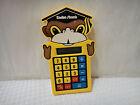 Vintage Radio Shack Calculator Monkey Kids Learning