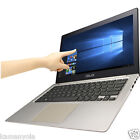 "NEW Asus UX303UB-DH74T ZenBook 13.3"" Touch-SCRN i7 2.5GHz 12GB 512 SSD WS 10"