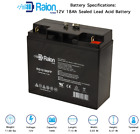 Raion Power 12V 18AH 51913 BMW K1200LT K1200RS AGM SLA Motorcycle Battery