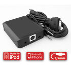 MAZDA Aux Adapter Interface iPod iPhone 3 6 from 2009 14799928 CQ-EM4770AT