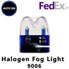 2x New Halogen Light Bulbs 9006 Super White Xenon HID Fog Light 5000K DRL