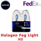 2pcs H3 55W 5000k Car Head Light Lamp Fog Xenon Halogen Bulbs White