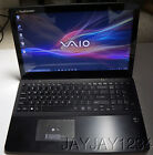 SONY VAIO SVF15A SVF15A1ACX INTEL CORE i5 BluRay 4GB 500G TOUCH WINDOWS 10