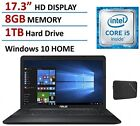 Asus 17 Inch High Performance Laptop (2016 Newest Premium Edition), Intel Core