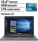 2016 Newest Generation Asus 15.6 Premium High Performance Laptop PC, Intel Core