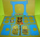HOLLEY 4150 REBUILD KIT W/  BLUE NON STICK GASKETS 650 750 830 850 & MORE W/PV