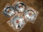 Vintage Ford Hubcap Wheel Covers