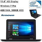 Lenovo Thinkpad Flagship High Performance 11.6 HD Laptop PC | Intel | |
