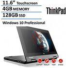 Lenovo Thinkpad Yoga 2-in-1 Convertible 11.6-inch IPS Touchscreen |