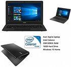 Acer Aspire One 11.6 - Inch Cloudbook ( 1.6 GHz Intel Celeron Processor,