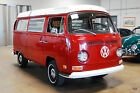 Bus/Vanagon Campmobile 1971 Volkswagen Westfalia, Chianti Red with 54600 Miles available now!