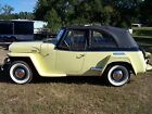 Willys: Jeepster convertible 1948 Used Manual