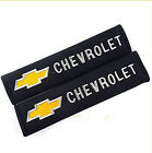 Chevrolet Seat-belt Covers Shoulder Pads (2) Car Safety cushion look soft durabl