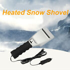 12V Portable Winter Electric Heater Snow Shovel Ice Scraper Melter Windshield
