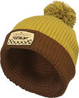 Fly Racing Drift Beanie Mustard Yellow 351-0533