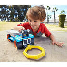 Matchbox Treasure Truck Antennae Signals Metal Detector Kids Fun Outdoor Toy NEW