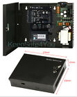 ZK Linux System one door C3-100 Access Control Panel with Wiegand Interface+ PSU