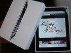 Apple iPad 4th Generation 16GB, Wi-Fi, 9.7in - Black W/Box (Latest Model) 1 pad