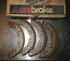 NOS Unipart Rear Brake Shoes 10208.  Austin Marina   \