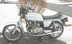 1981 Suzuki GS  1981 Suzuki GS450E Nice Shape GS450EX vintage Suzuki twin runs great Survivor