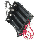 Plastic Battery Holder Storage Box Case For 4x 18650 Rechargeable Battery K9