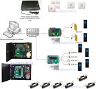 Wiegand TCP/IP access security controls for 6 doors power box ANSI Strike lock