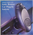 Ionic Breeze Car Plug-In Ionizer By SHARPER IMAGE SI629 SEALED - Vintage