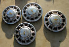 """13"""" INCH  CHEVROLET  HUBCAPS,  WHEEL COVERS, CENTER CAPS,"""