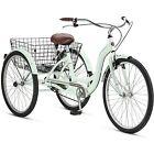"26"" Schwinn Meridian Adult Tricycle Mint"