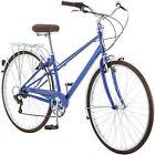 700c Schwinn Admiral Women's Hybrid Bike Mint Green Purple