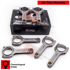 Connecting Rods for BMW E34 M5 S38B38 S38 3.8L 142.5mm Conrod With ARP2000 Bolts