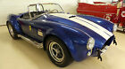 Shelby Cobra -- 1965 Shelby Cobra  5905 Miles Blue 2 DR Convertible 351 Windsor Manual 5-Speed