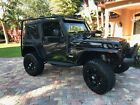 2004 Jeep Wrangler  2004 Jeep Wrangler Soft Top Lifted and loaded