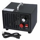 220V YJF101 Household Ozone Generator 3500mg Air Black Purifier Deodorizer 50W