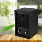 NEW LIVING ALPINE AIR PURIFIER IONIZER OZONE GENERATOR SMOKE ODOR REMOVER US EK